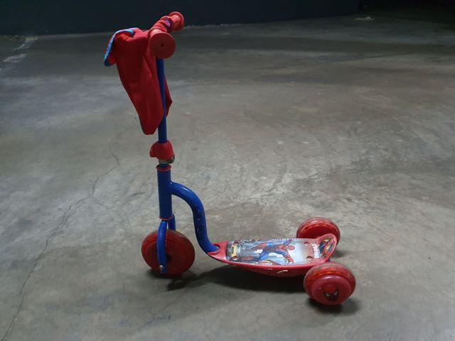 PATIN SPIDERMAN