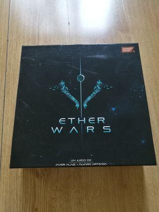 juego de mesa Ether Wars
