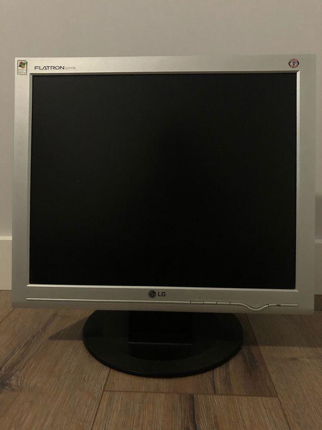 Monitor LCD LG Flatron L1717S