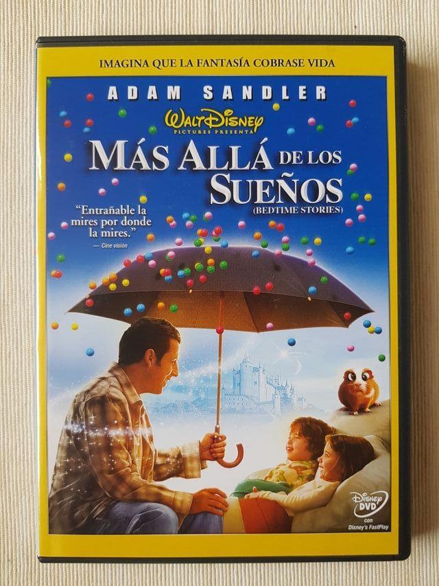 Más Allá de los Sueños DVD