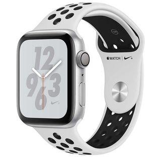 Apple Watch series 4 Nike+ 44MM GPS+Celular PLATA