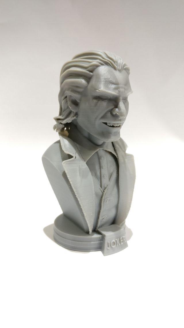 Busto Joker de 10cm.