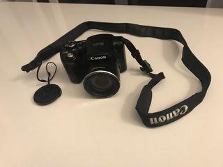 Cámara Canon SX 500 IS