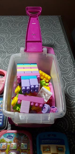 Lote de juguetes,didacticos,funciona todo