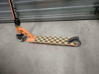 patinete/scooter mtg naranja