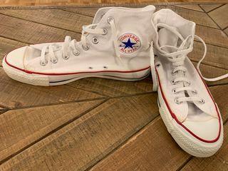 Converse All Star blancas Made in USA