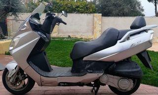 MOTO DAELIM S2 125cc