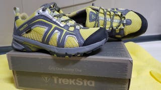 zapatillas treksta trail running goretex