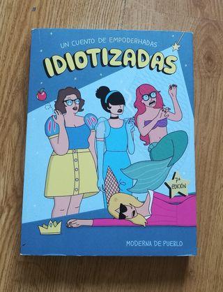 Libro Idiotizadas de Moderna de Pueblo