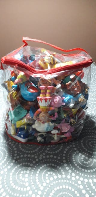 Muñecos esponja,patricio,gary,miny,cenicienta,etc