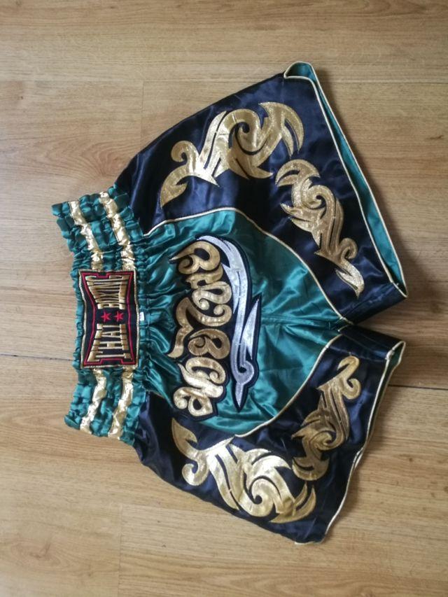 Pantalones Muay Thai