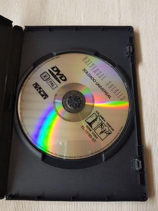Soldado Universal Pack DVD