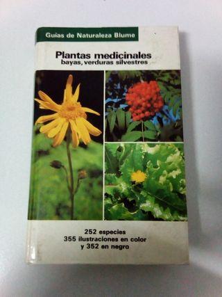 Libro de plantas medicinales