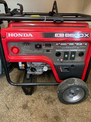 HONDA EB6500X1AT Generador portátil