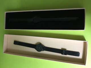 Reloj cluse 24mm totalmente negro