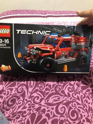 Lego technic dos en uno