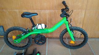 Bicicleta para niños ORBEA GROW 1