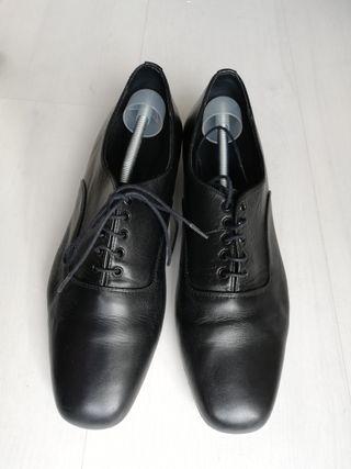 Zapatos de baile de salón (piel natural)