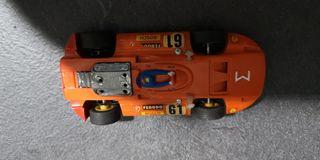 coche Scalextric colección