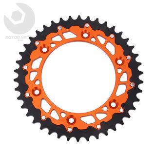 Plato corona piñon cadena KTM Husqvarna