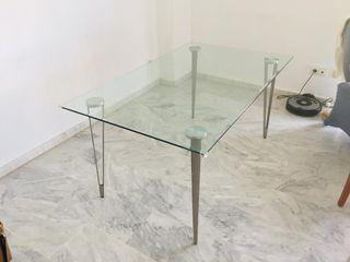 Mesa de comedor, medidas: 1,50x90x75