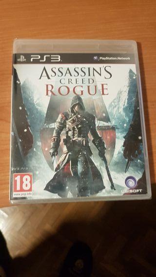 Assassin's Creed Rogue precintado