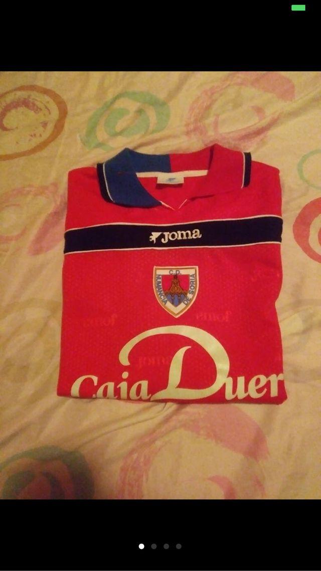 Camiseta C D Numancia talla L