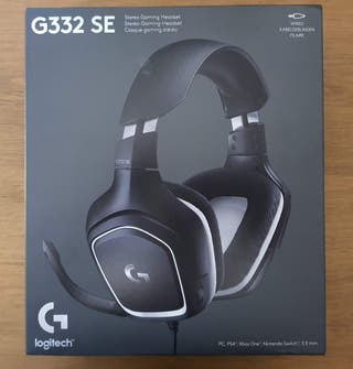 Logitech G332 SE auriculares Stereo Gaming Headset