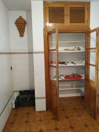 Puertas de madera para armario empotrado