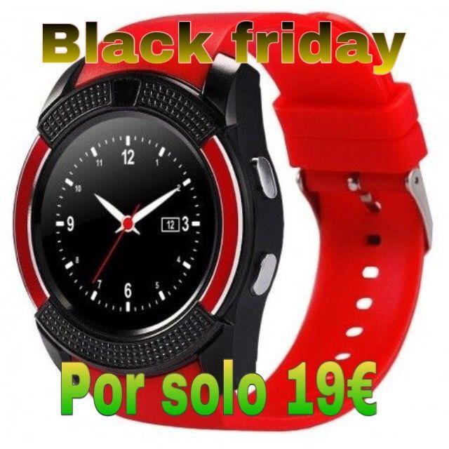 Smartwatch reloj