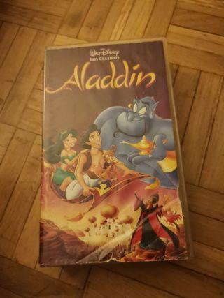 película Disney Aladin