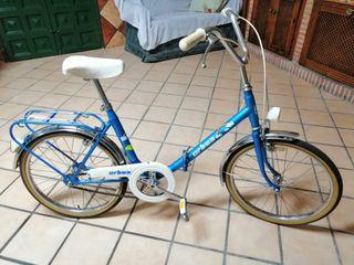 vendo bicicleta clásica orbea