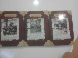 Novelas de Sandokan