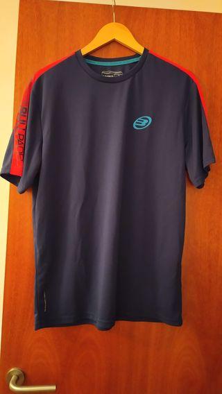 Camiseta de Padel Bullpadel