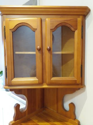 Mueble rinconera provenzal