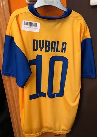Camiseta niño Dybala-Juventus