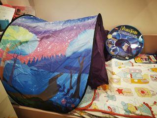 carpa para cama infantil