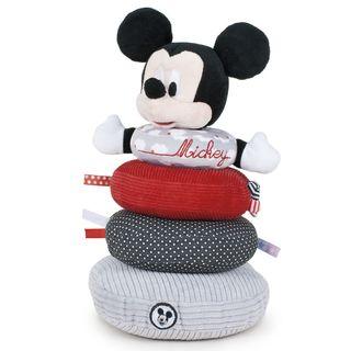 Anillos apilamiento peluche Mickey Disney Baby sof