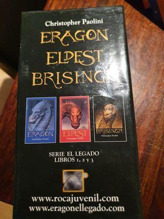 Trilogia Eragon Elpest Brisingr