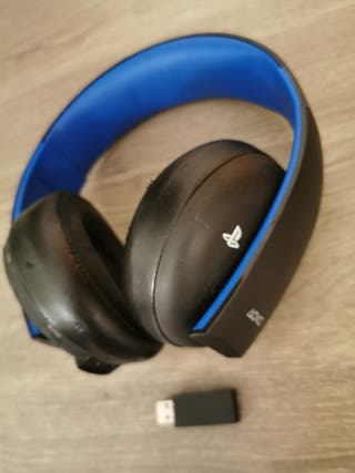 auriculares inalambricos ps4 7.1 bluethoot