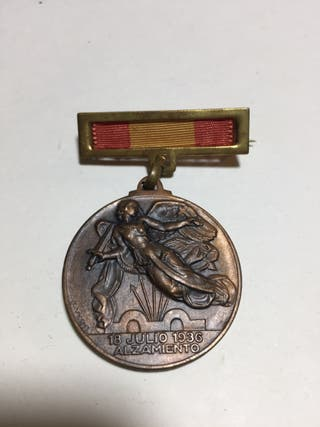 Medalla conmemorativa GUERRA CIVIL