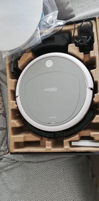 Robot aspirador Conga Slim 890