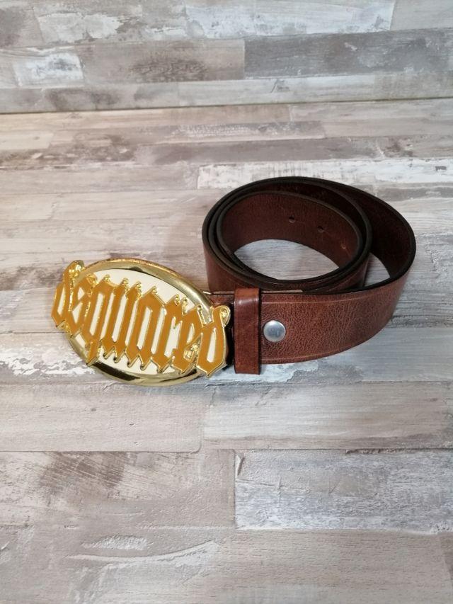 Cinturón Vintage de Dsquared2 Original