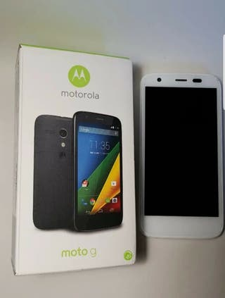 Motorola Moto G 4G. Libre