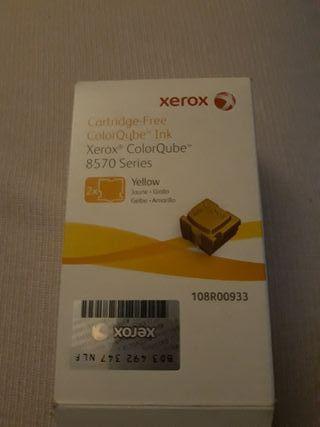 Cartuchos de tinta originales Xerox Colorqube 8570