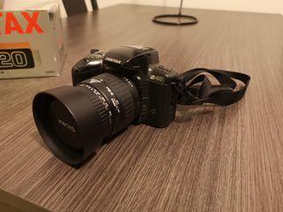 Cámara fotos Pentax Z-20