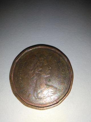 Monedas antiguas de Canadá, Francia, Italia y mas