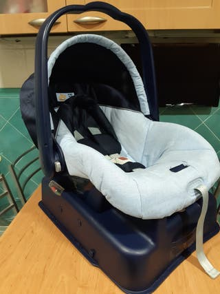 Silla coche grupo 0 + base. Prenatal Primo Viaggio