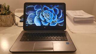Portatil HP 240, intel core i3, problema Disco Dur