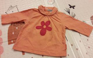 Camiseta bebé Prémaman 3m